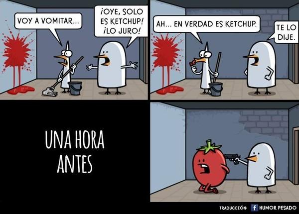 Mix - Solo es ketchup...