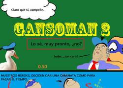 Enlace a GANSOMAN Y FA PMAN 2: El Septiembre sin fa p.