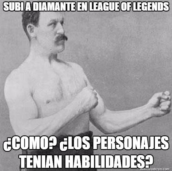 Overly_manly_man - Él si es profesional