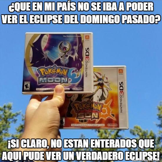 Meme_otros - ¡Este fue un verdadero eclipse!