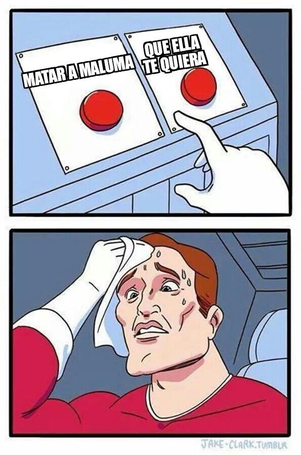 Otros - Una decisión difícil de tomar