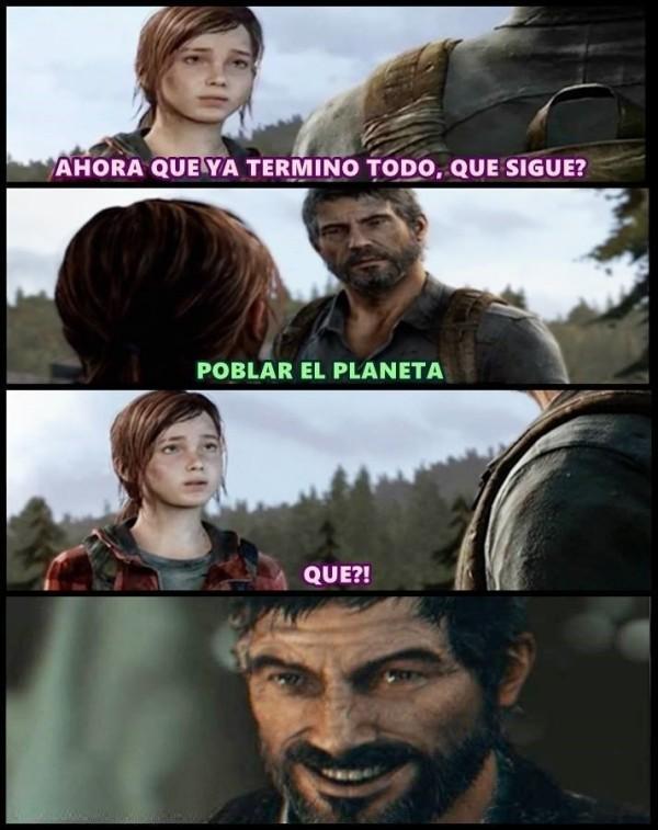 Meme_otros - El final oculto de The Last of Us