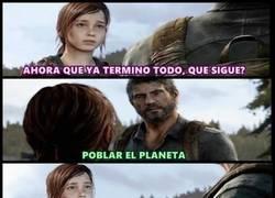 Enlace a El final oculto de The Last of Us