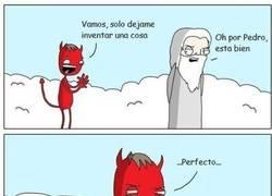 Enlace a Era cosa del diablo
