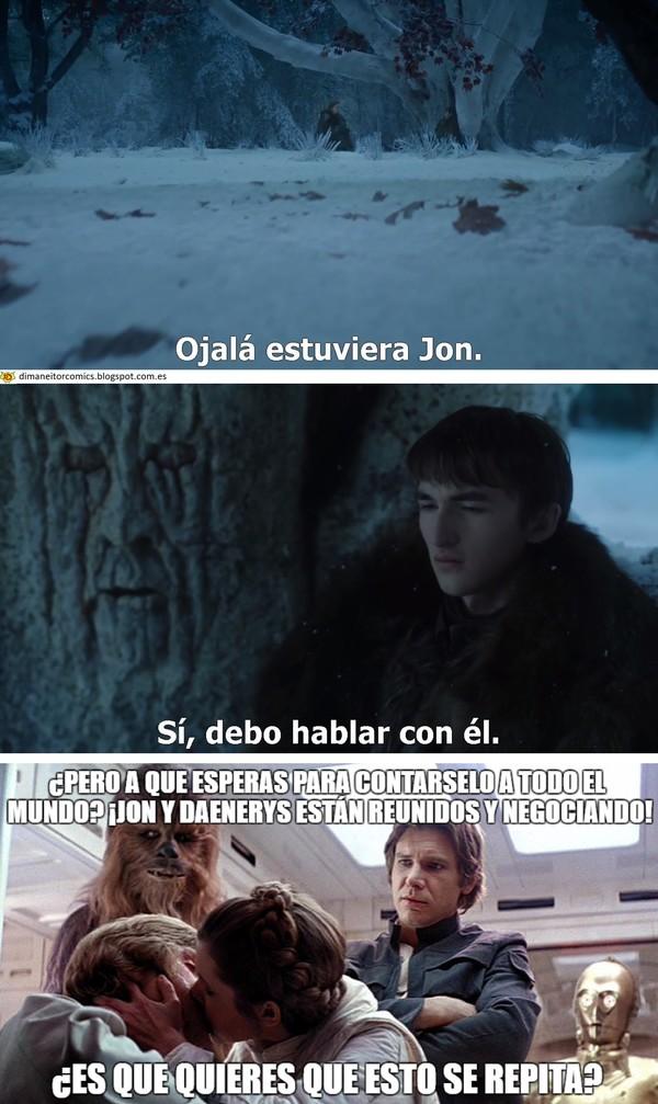 Otros - ¡¡Corre Bran!! (en sentido figurado)