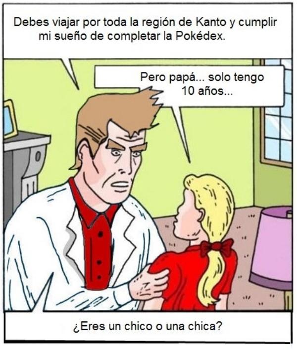 Meme_otros - Cuando tu padre es un fanático de Pokémon