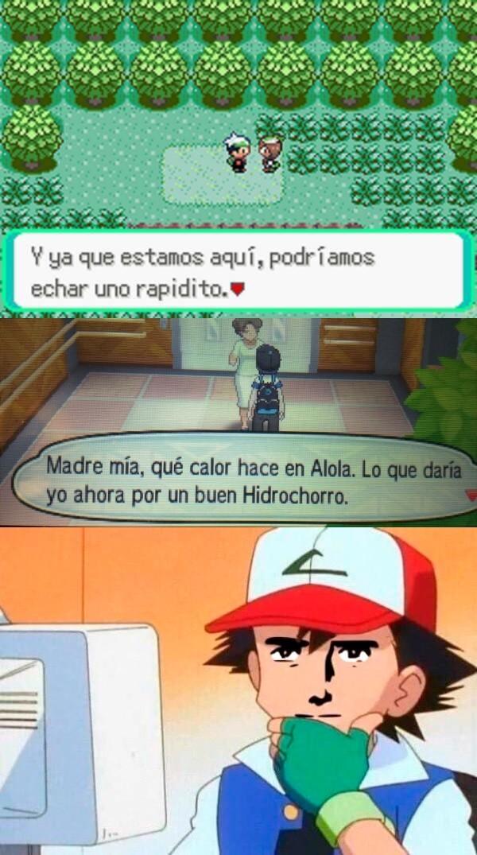 Otros - Frases con doble significado en Pokémon