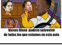 Enlace a Vamos Glenn, sobreviviste