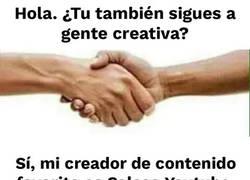Enlace a La creatividad no es lo suyo...