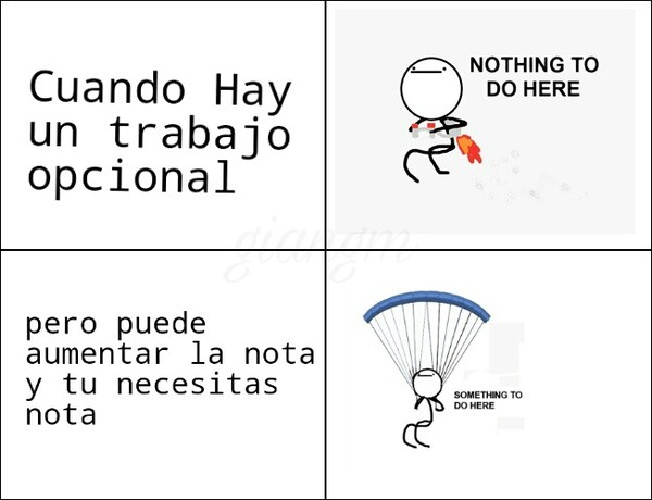 Nothing_to_do_here - ¡Aquí estoy!