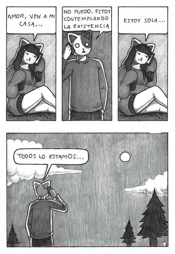 Otros - Cuando tienes por pareja a un filósofo