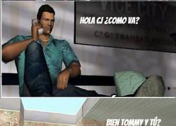 Enlace a Trolleando a Tommy Vercetti