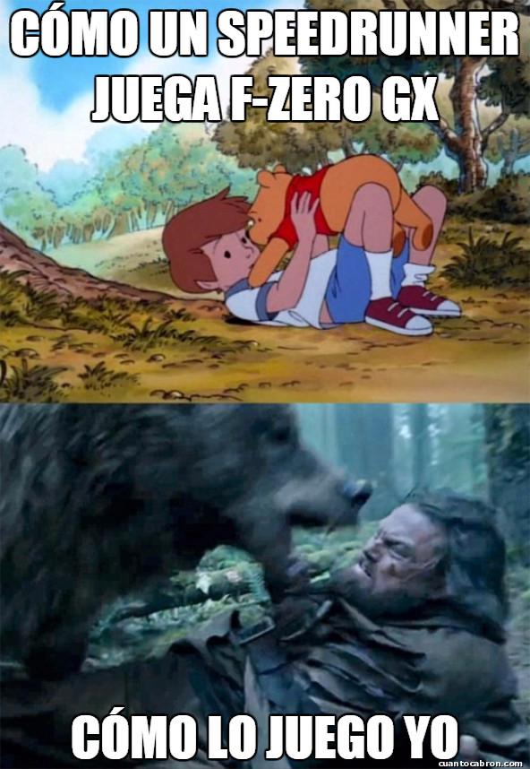 Bear_leo - Simplemente... F-ZERO GX