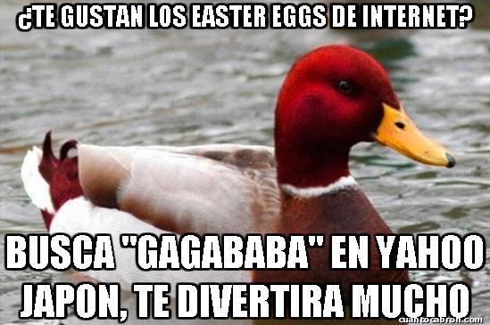 Pato_mal_consejero - ¿Gagababa?