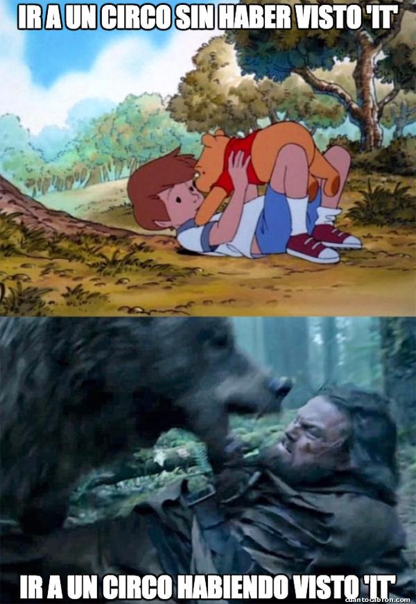 Bear_leo - Da mucho miedo...