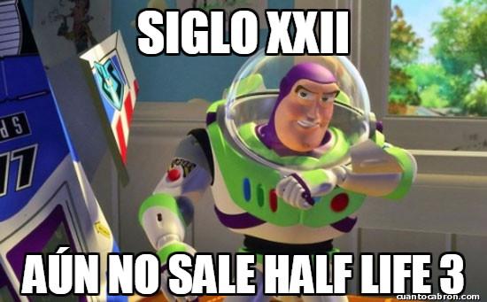 Buzz_lightyear - Pasa el tiempo y todavía no sale