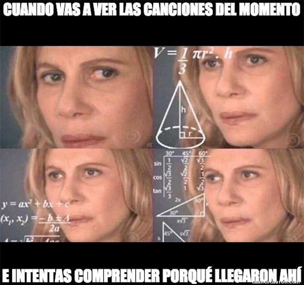 Math_lady - No comprender, ni lo comprenderé...