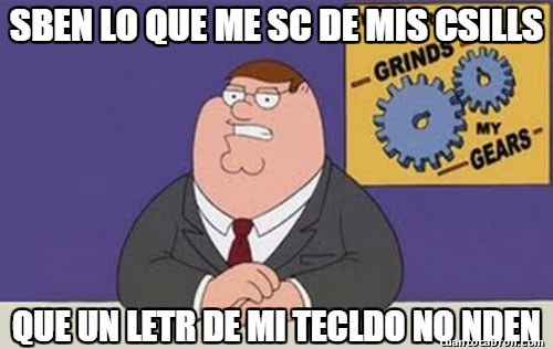 Peter_griffin - Palabras incompletas