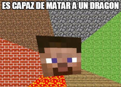 Enlace a Incoherencias de Minecraft