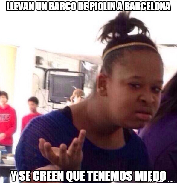 Confused_black_girl - El Gobierno español...