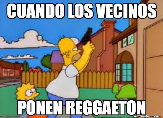 Overly_manly_man - Vecinos reggaetoneros