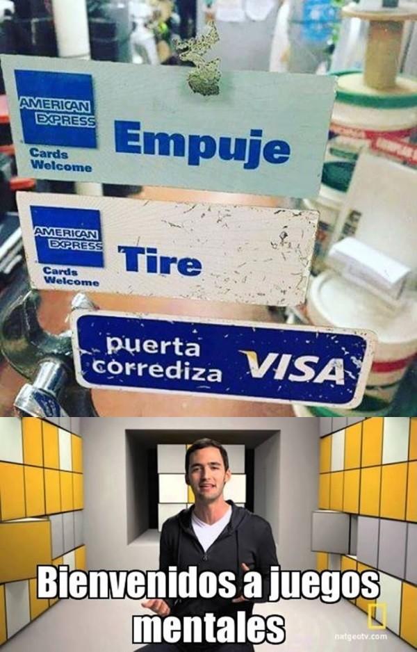 Meme_otros - Cuando no puedes confiar en los carteles