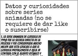 Enlace a Datos de series animadas