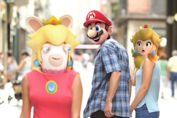 Meme_otros - Mario sabe lo que es bueno