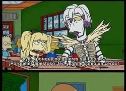 Enlace a Cuando Death Note llega a los Simpsons