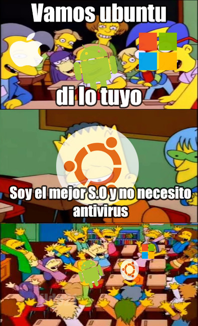 Meme_otros - Vamos Ubuntu, ¡di lo tuyo!