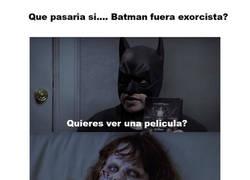 Enlace a Batman es el mejor en su trabajo