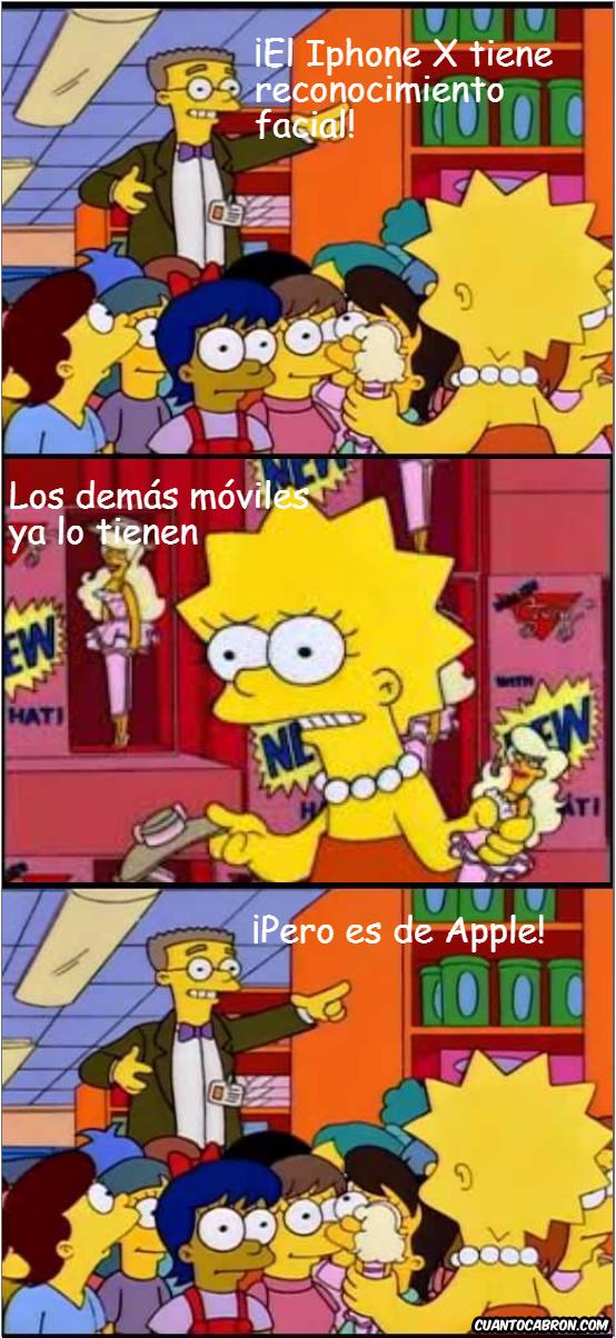 Otros - Mientra sea de Apple...