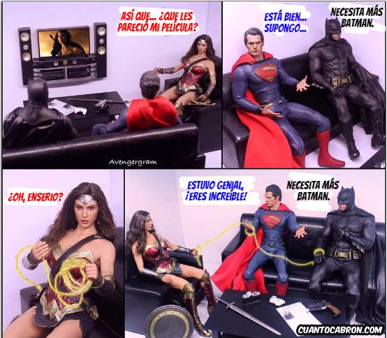 Otros - Batman siempre dice la verdad...