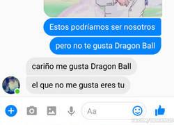 Enlace a La forma más cruel de rechazar a alguien usando Dragon Ball
