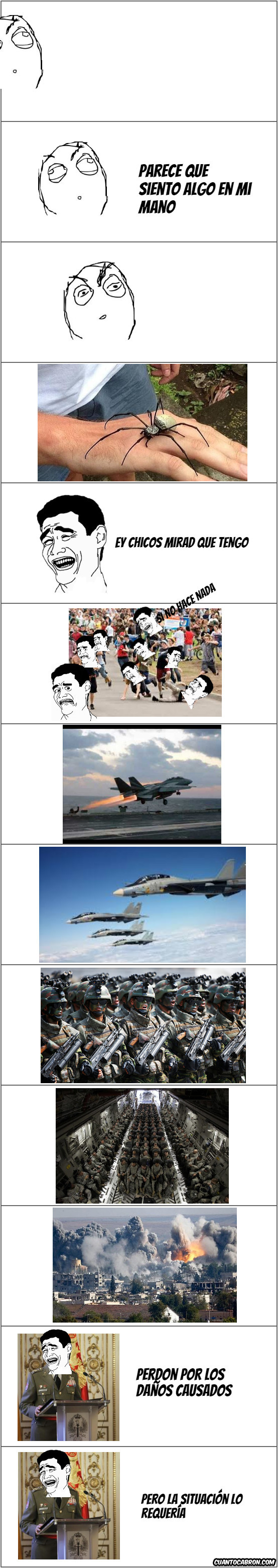 Yao - Tercera guerra mundial...