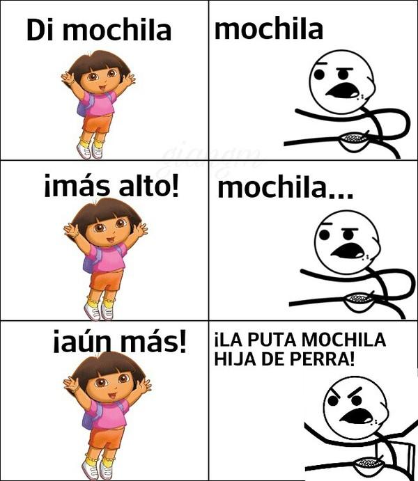 Cereal_guy - Más alto Dora