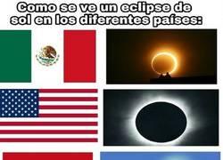 Enlace a Eclipses en ciertos países