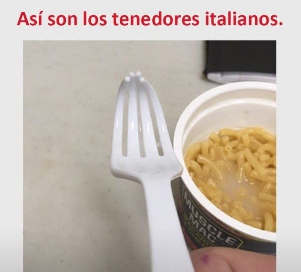 Meme_otros - Tienen la más pura esencia italiana