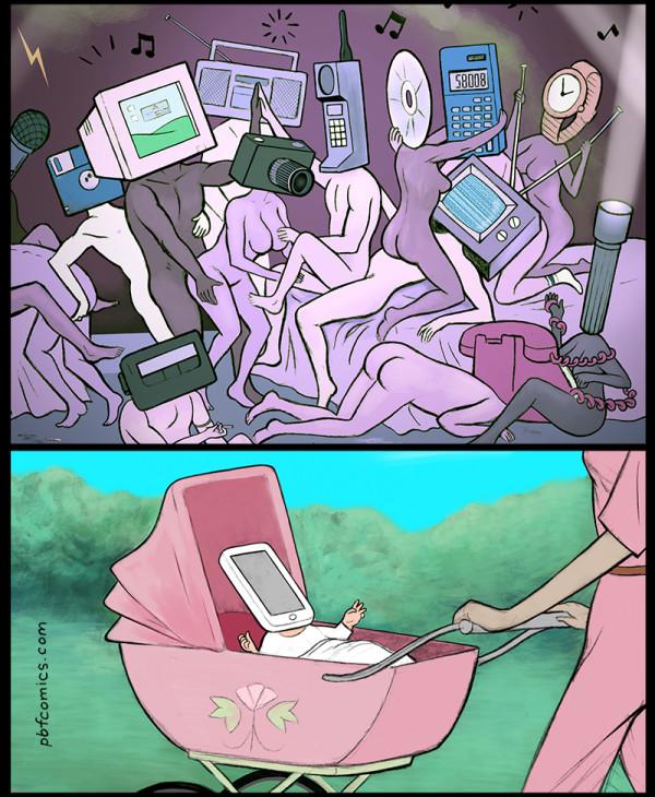 Otros - Así nacieron los smartphones