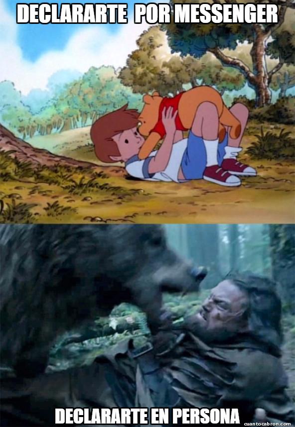 Bear_leo - Es un tema muy difícil