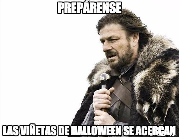 Brace_yourselves - Viñetas de Halloween