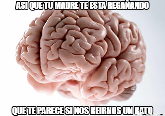 Cerebro_troll - La realidad Pura