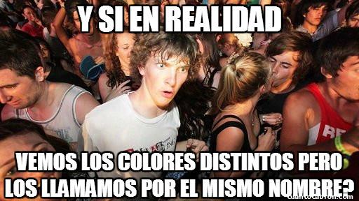 Momento_lucidez - Quizá por eso ocurre lo del vestido negro y azul o blanco y dorado