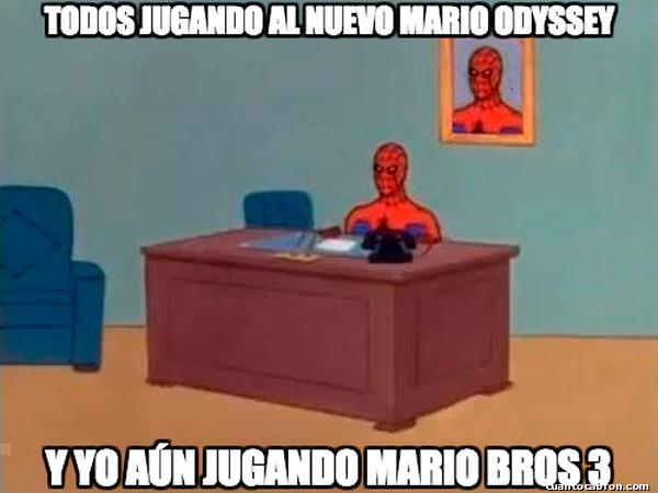 Spiderman60s - Me faltan como un millón de juegos