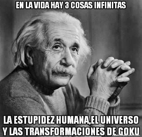 Tres_cosas_infinitas - Albert Einsten y sus teorías