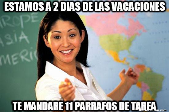 Profesora_cabrona - Esas malditas profesoras...