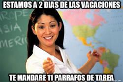 Enlace a Esas malditas profesoras...