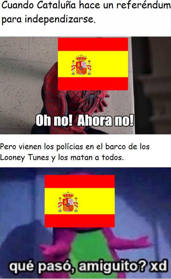 Meme_otros - España y sus dilemas