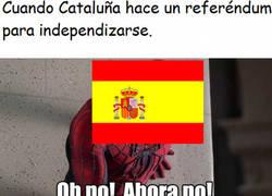 Enlace a España y sus dilemas