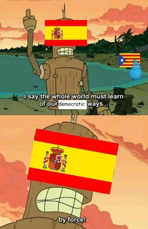 Meme_otros - Algo muy grave está a punto de suceder en Catalunya